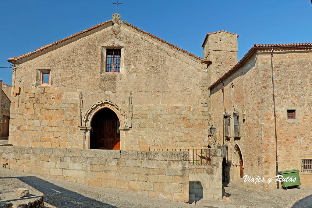 Iglesia de Santiago Trujillo