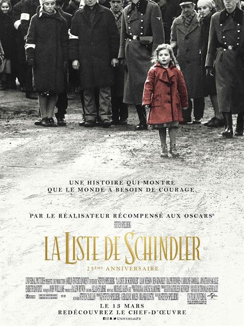 Film La Liste de Schindler L'Agenda Mensuel - Avril 2020