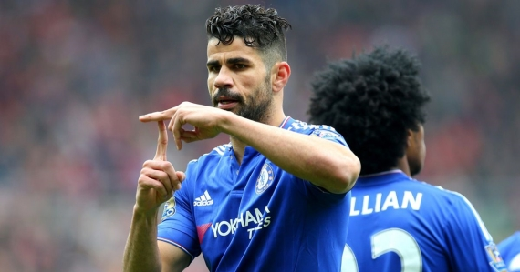 Atletico Madrid's president says that Diego Costa is close to a return to his former club.