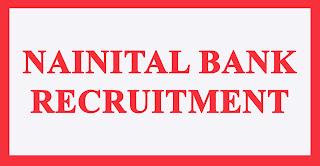 Jobs in Nainital Bank