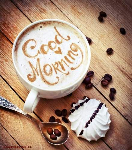Good morning coffee images free download