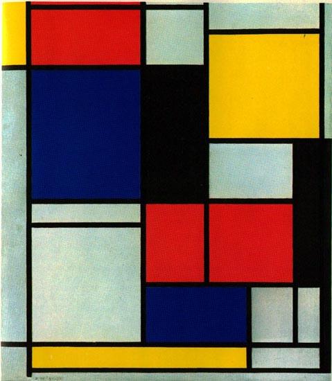 Mondrian Bauhaus