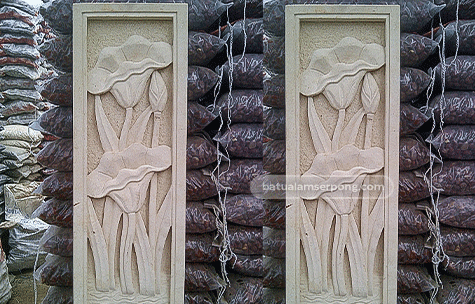 jual releif batu alam di lampung