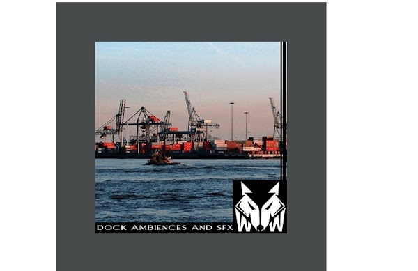 West Wolf - Dock Ambiences and SFX - Free download - MATESFX