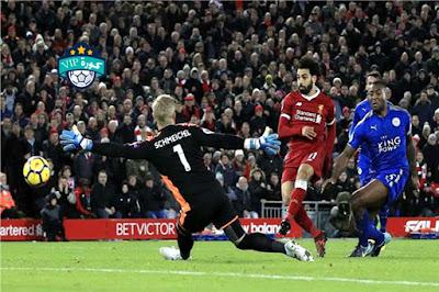 ليفربول امام ليستر سيتي في قمة الجولة التاسعة عشر الدوري الانكليزي