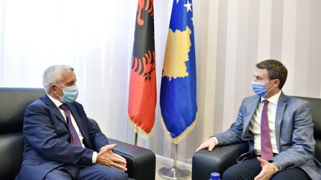 Kosovo and Albania cooperation for the recognition of social security and pensions