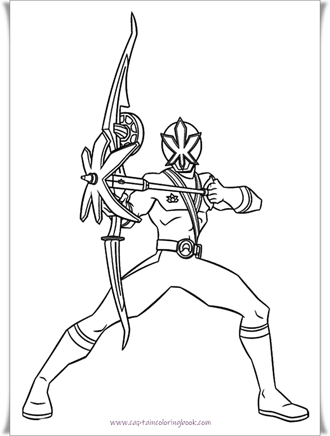 Power Rangers Megaforce Coloring Pages Coloring Page