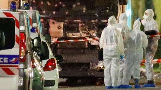 Una mujer dio a luz en un restaurante durante el atentado en Niza