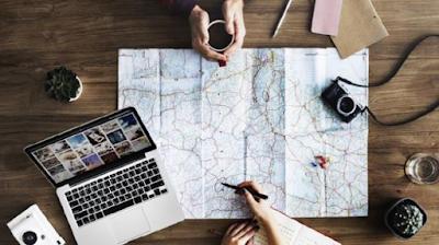 5 Tips Menyusun Rencana Perjalanan yang Baik