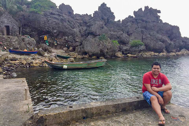 Fitz Balba in Sumnanga Fishing Village Batanes