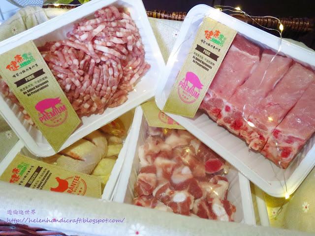 健康農場豬肉