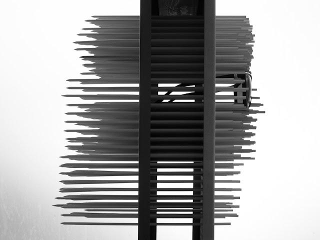 Philip Karlberg Stick Art Portraits