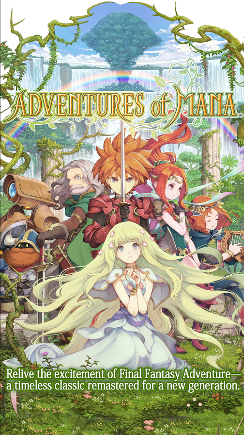 Adventures of Mana v1.0.7+Mod