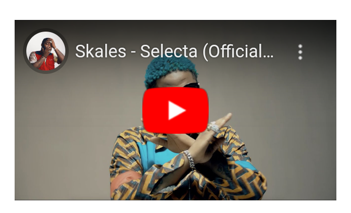 Skales Selecta MP4 VIDEO Download #Arewapublisize