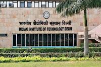 IIT Delhi Project Associate