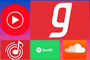 Top 5 Online music apps for Android & Apple.