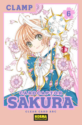 Manga: Review de Card Captor Sakura: Clear Card Arc Vol.6 de CLAMP - Norma editorial