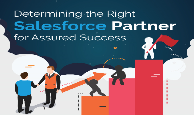 How to Choose the Right Salesforce Partner #infographic
