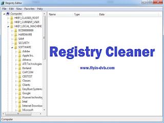 Cara membersihkan registry windows setelah uninstal software atau aplikasi