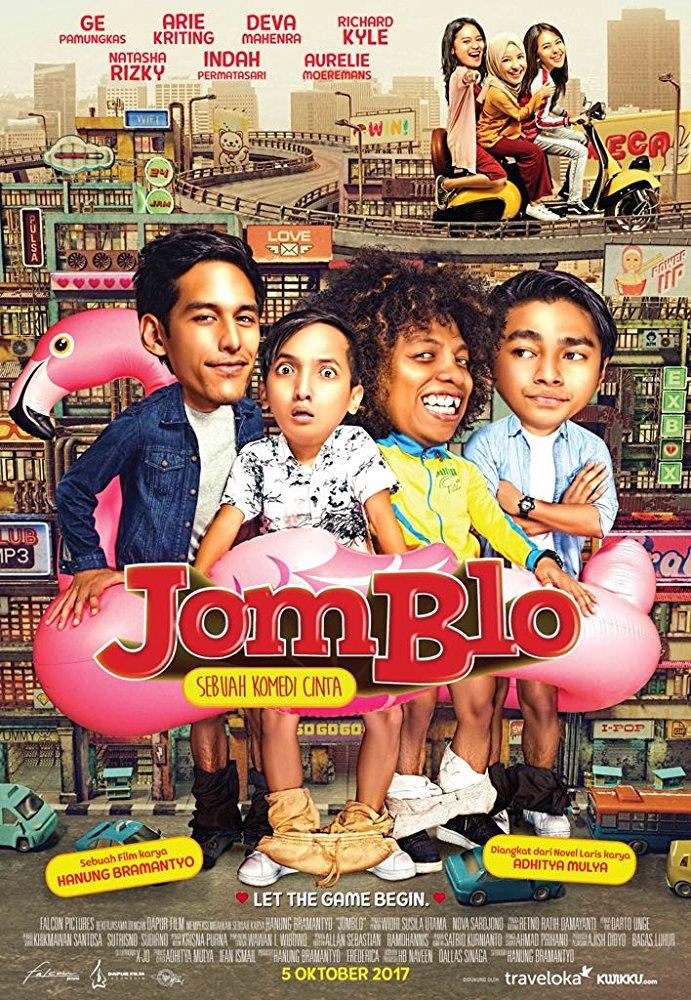 Sinopsis Jomblo Reboot / JomBlo: Sebuah Komedi Cinta (2017) - Film Indonesia