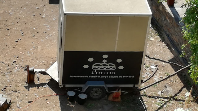 Roulotte do Portus Street Food