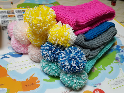 hand knitted clothes also make great Diwali gifts
