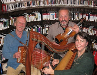 Irish story and song - Franklin Library - Jan 24