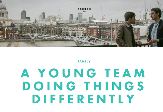 ... encontrar investidores que entendam os consumidores jovens