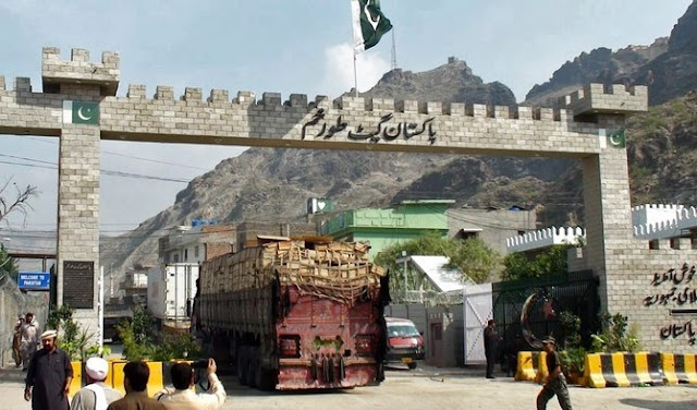 Pakistan - Afghanistan Torkham Border Opens for 24 Hours for the First Time in the Recent History