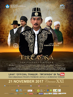 Official Trailer - Tirtayasa The Sultan of Banten | 21 November | Cilegon XXI