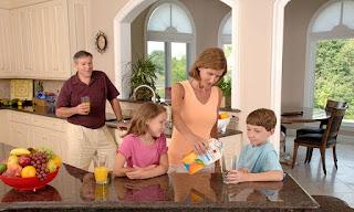 rutinitas ibu rumah tangga