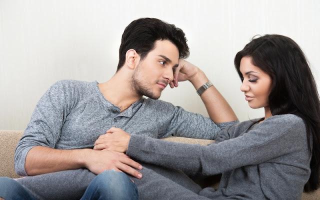 Sejumlah Alasan Yang Membuat Seorang Pria Berbohong Pada Wanita