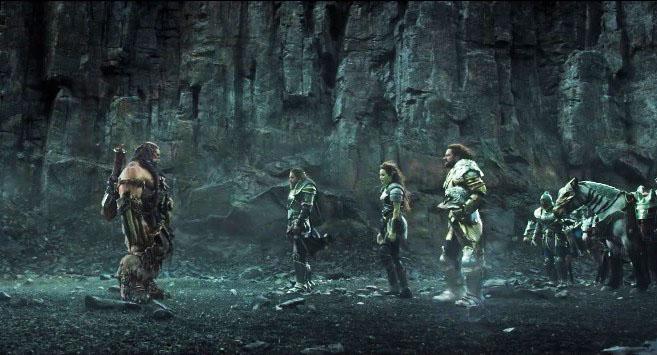 Trailer Review Warcraft 2016 Colourlessopinions Com