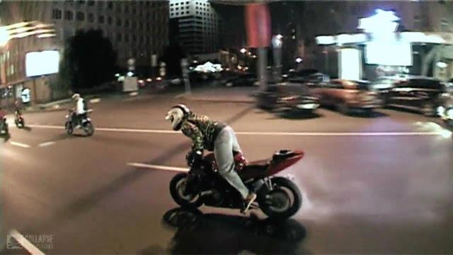Moscow Street Stunts