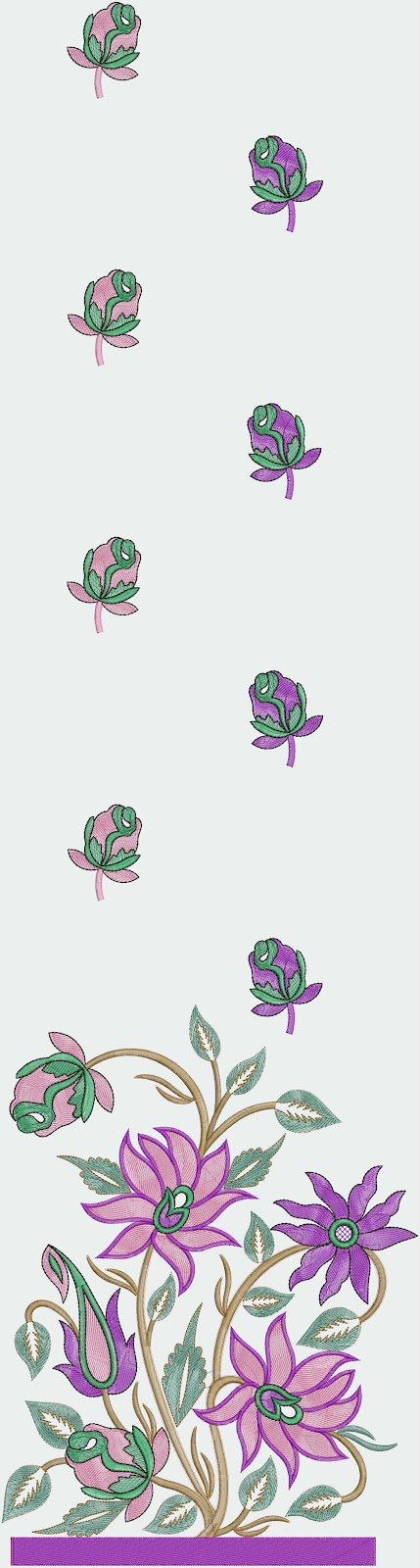 Embdesigntube Collegeous Girls Dress Latest Embroidery Designs