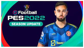 Download PES 2022 PPSSPP Pro Edition Realistic Graphics & New Straight Grass
