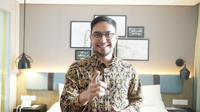 Biografi Motivator Indonesia dan Pengusaha Sukses Muda Edvan M Kautsar Foto