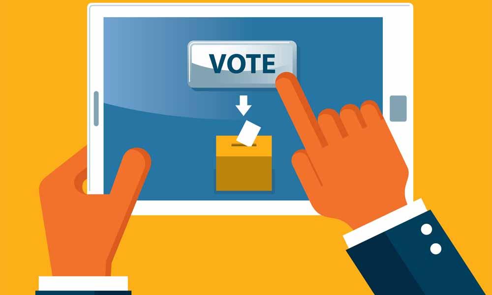 Source Code Aplikasi Web E-Voting Gratis