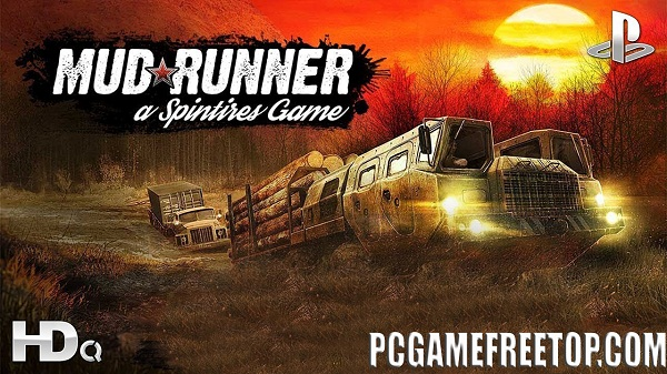 Spintires MudRunner Pc Game Free Download