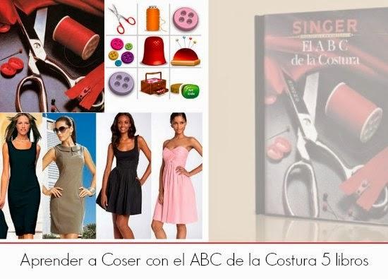 costura, labores, libros, enciclopedias, singer, corte y confección
