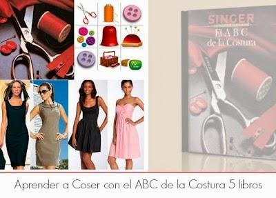 Aprender a Coser con el ABC de la Costura de Singer