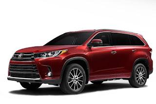 2018 Toyota Kluger: date de sortie, Price,
