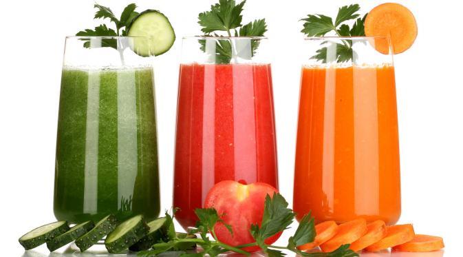 10 Aturan Penting Minum Jus Yang Benar dan Sehat