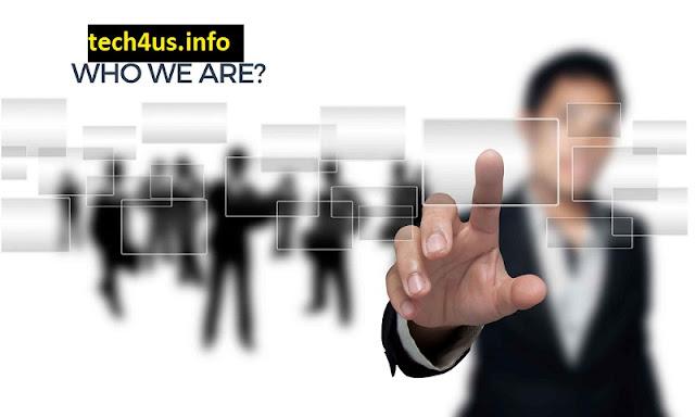 Our website Tech4us.info