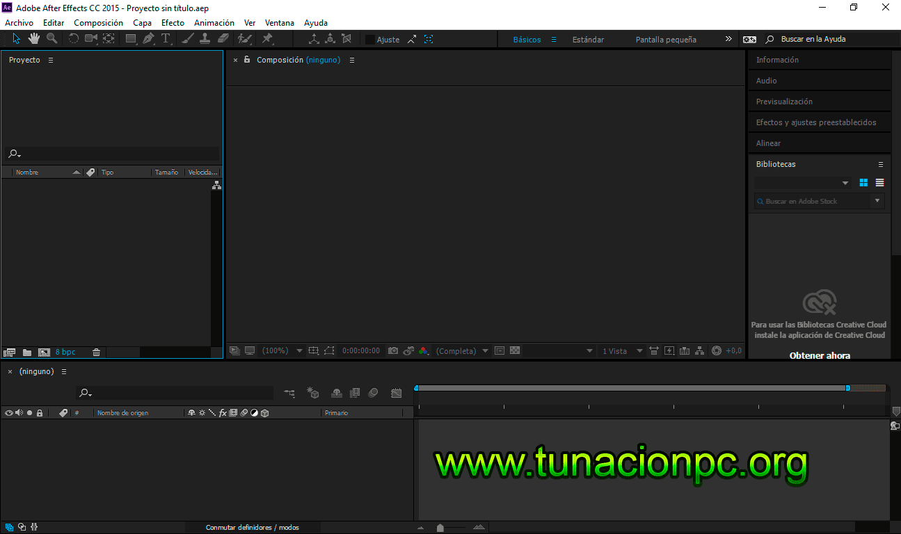 Adobe After Effects CC 2015 Full Español
