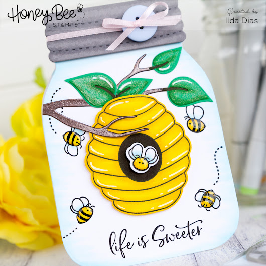 Honey Bee Stamps Bee Bold Blog Hop
