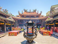 Taiwan - A Spot to Appreciate Vacations