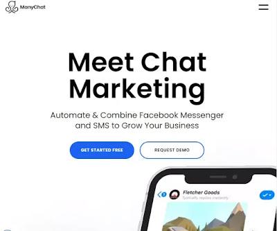 Bot Facebook Messenger Terbaik untuk Bisnis-4