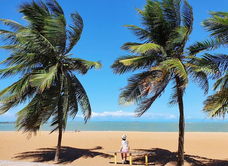 As melhores praias de Vila Velha