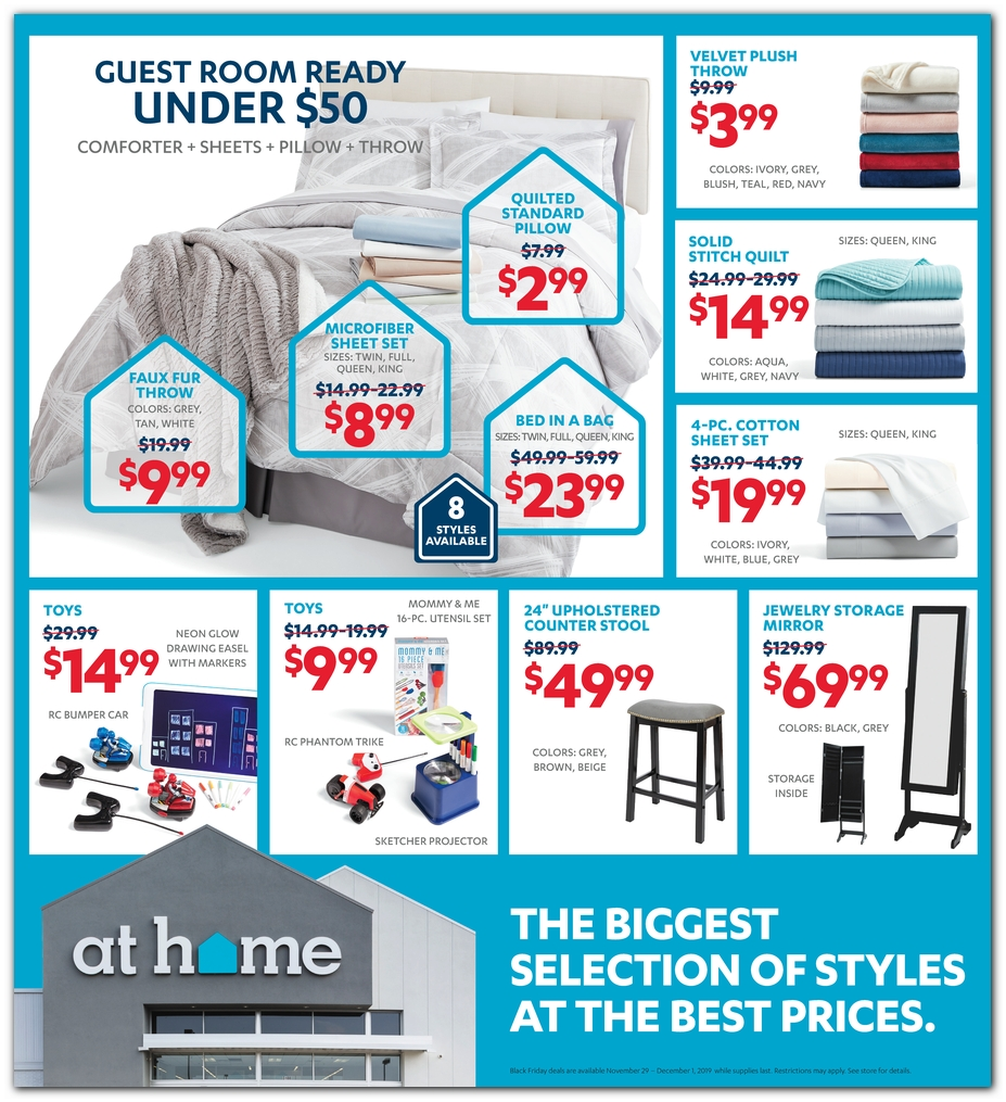At Home Black Friday 2019  Page 4